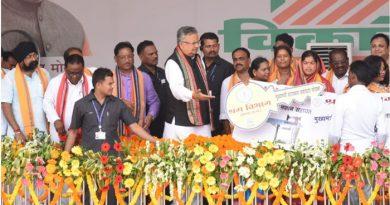 प्रदेश के विकास की आगामी पंचवर्षीय कार्य-योजना भी तैयार : डॉ. रमन सिंह