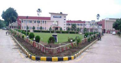 इंदिरा गांधी कृषि विश्वविद्यालय देश के सर्वश्रेष्ठ कृषि विश्वविद्यालयों में 12वें स्थान पर