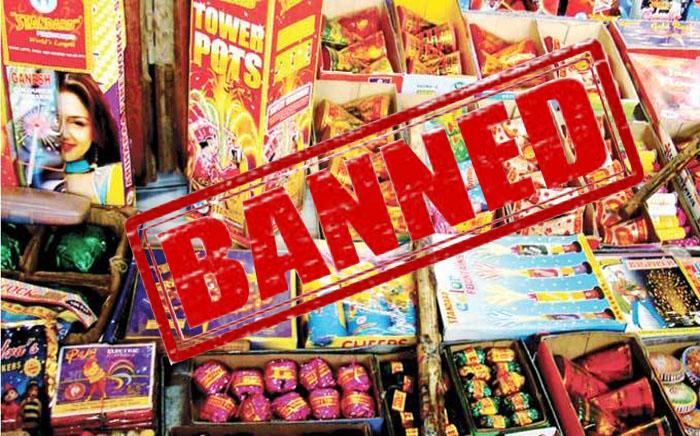 छत्तीसगढ़ के छह बड़े शहरों में पटाखों पर दो महीने का प्रतिबंध, क्रिसमस और नव वर्ष पर रात्रि 11.55 से 12.30 बजे तक पटाखे फोडे जाने की अनुमति