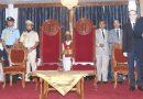सुश्री अनुसुईया उइके ने छत्तीसगढ़ के राज्यपाल पद की ली शपथ
