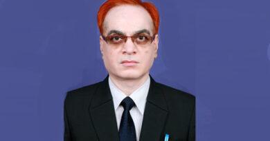 छत्तीसगढ़ मानवधिकार आयोग में सदस्य श्री नीलमचंद सांखला ने पद भार ग्रहण किया